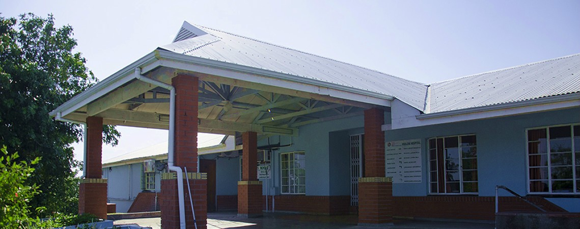 Welcome to Mseleni Hospital – committed to healing the community